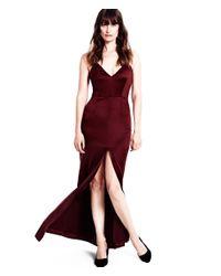 H&M - Purple Dress - Lyst