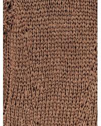 Rag & Bone   Brown Farah Sweater   Lyst