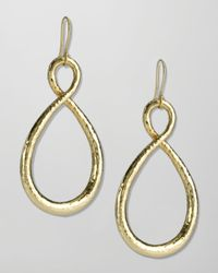 Ippolita | Metallic Glamazon Elliptical Snowman Earrings | Lyst