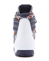 Opening Ceremony White Bmx Sneakers