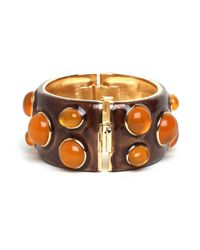 BaubleBar - Brown Apricot Bauble Cuff - Lyst