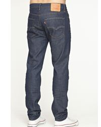 Levi's   Blue 508 Mens Tapered Jeans for Men   Lyst