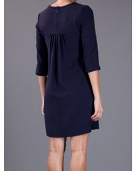 Goat - Blue Lola Dress - Lyst