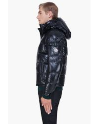 Moncler | Black Maya Padded Jacket for Men | Lyst