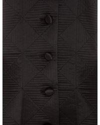 Temperley London | Black Noa Coat | Lyst