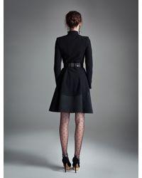 Temperley London - Black Noa Coat - Lyst