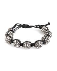 BaubleBar | Black Noir Pop Bracelet | Lyst