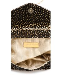 Lauren Merkin - Multicolor Diana Metallic Clutch - Lyst