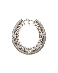 DANNIJO | Metallic Melody Necklace | Lyst