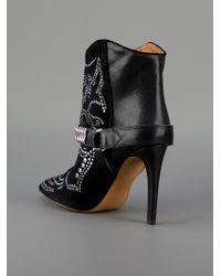 Isabel Marant | Black Milwauke Boot | Lyst