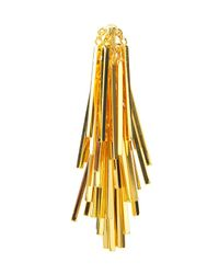 Eddie Borgo - Metallic Tinsel Earrings - Lyst