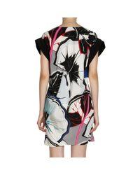 Balenciaga | Multicolor Celestial Dress | Lyst