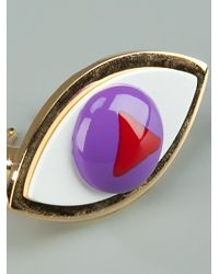 Ambush - Metallic Holy Mountain Eye Ring for Men - Lyst