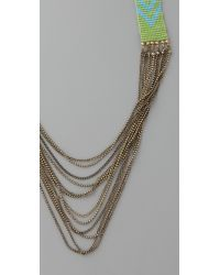 Antik Batik - Multicolor Jazou Necklace - Lyst