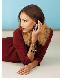 BaubleBar | Red Navajo Bracelet | Lyst