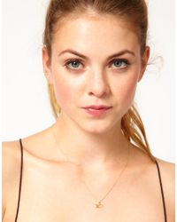 Dogeared - Metallic Reminders Hugs and Kisses Necklace - Lyst