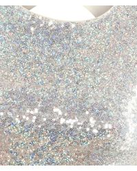 H&M | Metallic Dress | Lyst