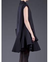Comme des Garçons   Black Angle Dress   Lyst