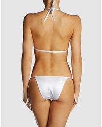 La Perla | White Bikini | Lyst