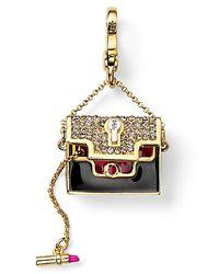 Juicy Couture | Metallic Handbag Charm | Lyst