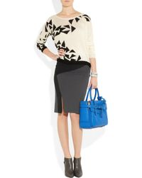 Reed Krakoff - Blue Boxer Leather Tote - Lyst