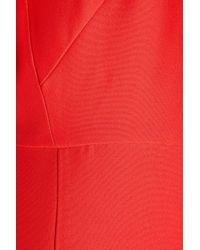 Derek Lam - Orange Crepe-Cady Jumpsuit - Lyst