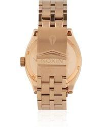 Nixon   Gold Monopoly Watch   Lyst