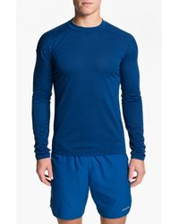 Patagonia | Capilene 4 Expedition Weight Crewneck Top for Men | Lyst