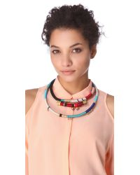 Holst + Lee - Multicolor Yigal Necklace - Lyst