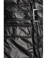Belstaff   Black Brent Deluxe Quilted Down Coat   Lyst
