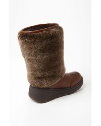 Ugg   Brown Marien Boot Women   Lyst