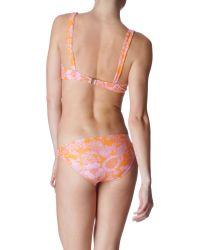 Anna & Boy - Orange Costa Smerelda Bikini - Lyst