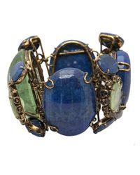 Iradj Moini | Green Cuff Bracelet | Lyst