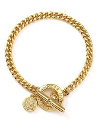 Marc By Marc Jacobs - Metallic Mini Toggle Bracelet - Lyst