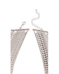 Tuleste - Metallic Multi Strand Necklace - Lyst