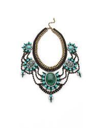 DANNIJO | Green Fw Galgano Necklace | Lyst