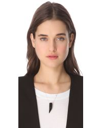 Ginette NY - Metallic Satisfaction Necklace - Lyst