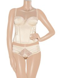 Stella McCartney | Natural Josephine Marrying Corset | Lyst