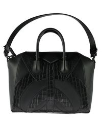 Givenchy | Black Small Antigona Bag | Lyst