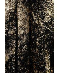 MICHAEL Michael Kors | Metallic Jersey Top | Lyst