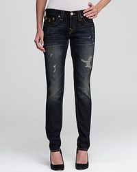 True Religion | Blue Jeans Cameron Vintage Boyfriend in Shallow | Lyst