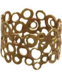 Judy Geib | Metallic Gold Bubbly Ring | Lyst