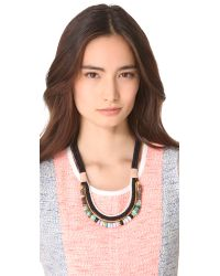 Lizzie Fortunato - Black Mesa Ii Necklace - Lyst