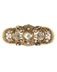 River Island - Multicolor Vintage Style Armour Ring - Lyst