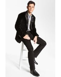 Robert Graham | Black Minstrel Sportcoat for Men | Lyst
