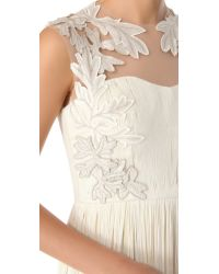 Catherine Deane | White Norah Long Gown | Lyst