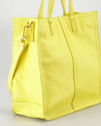 Tory Burch | Yellow Violet Small Tote Bag  | Lyst