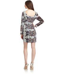 Rebecca Minkoff - Blue Freja Shift Dress - Lyst