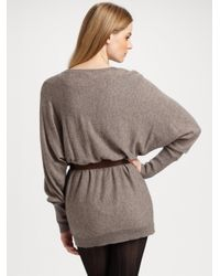 Elizabeth and James | Natural Kyra Cardigan | Lyst