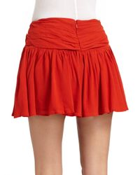 French Connection - Valerie Flared Skort - Lyst
